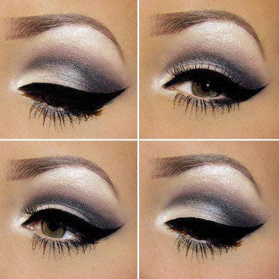 New Photo Blog Maquillage Des Yeux Verts
