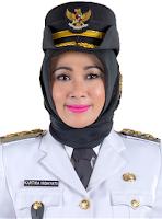 alumni Fakultas Ushuluddin dan Filsafat UIN Sunan Ampel Surabaya  Profil dan Biodata Kartika Hidayati - Wakil Bupati Lamongan