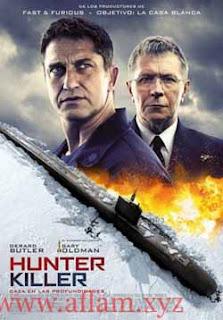 مشاهدة فيلم Hunter Killer 2018 مترجم