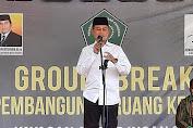 Bentengi Generasi Muda dari Bahaya Narkoba, Ketua DPD Golkar Sumut Semangat Bangun Pesantren