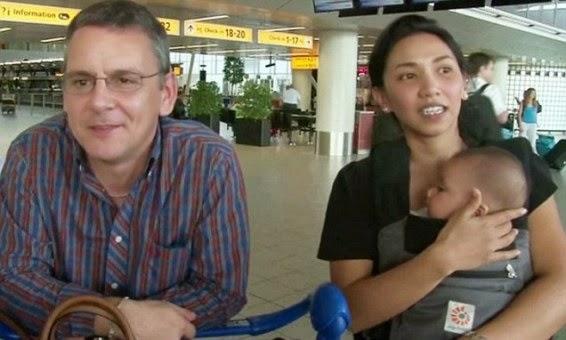 family missed malaysian flight