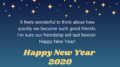 Happy New Year 2020 Quotes, Messages, Status, Greetings For Your Loved Ones