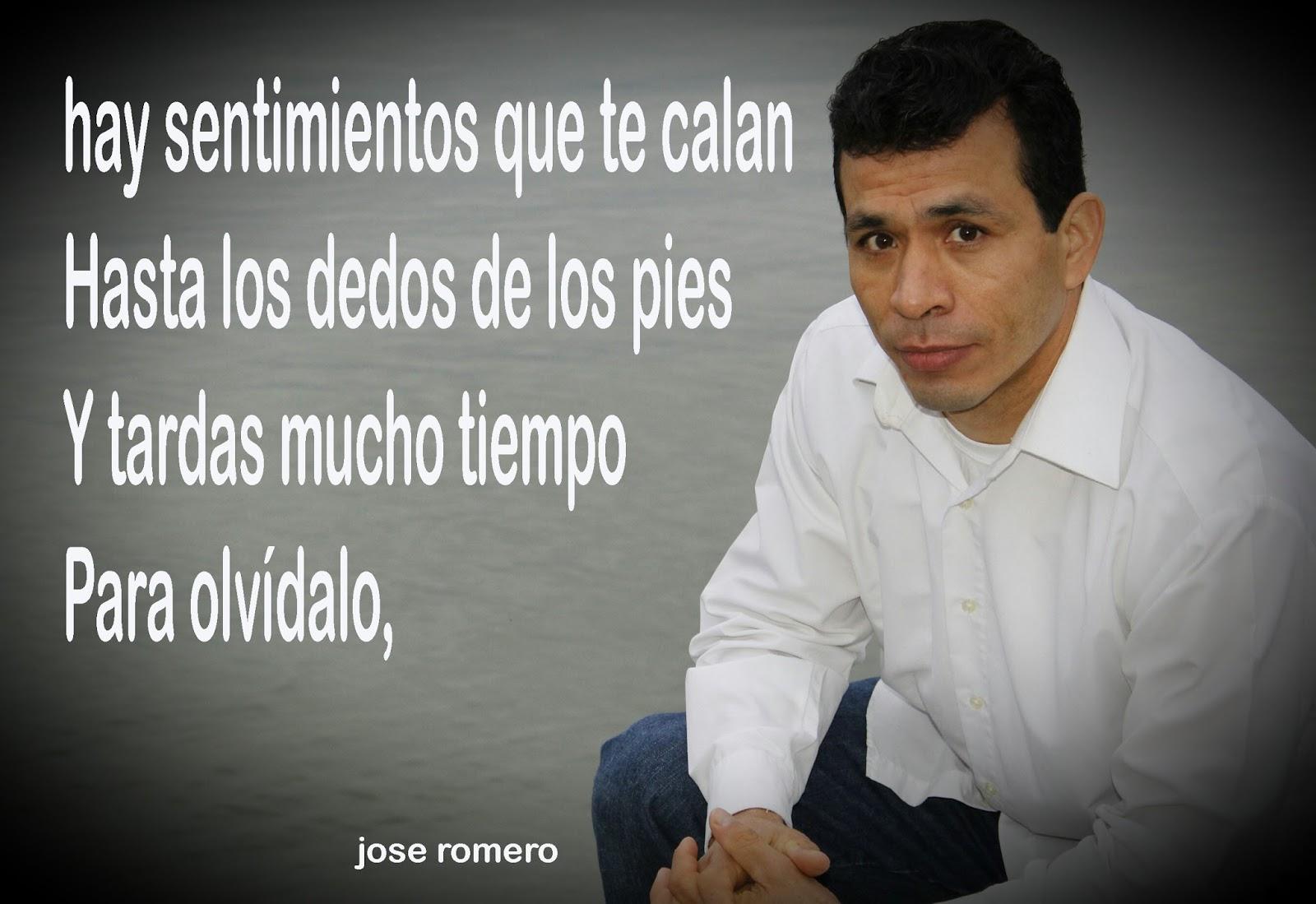 Jose Romero Frases De Tristeza