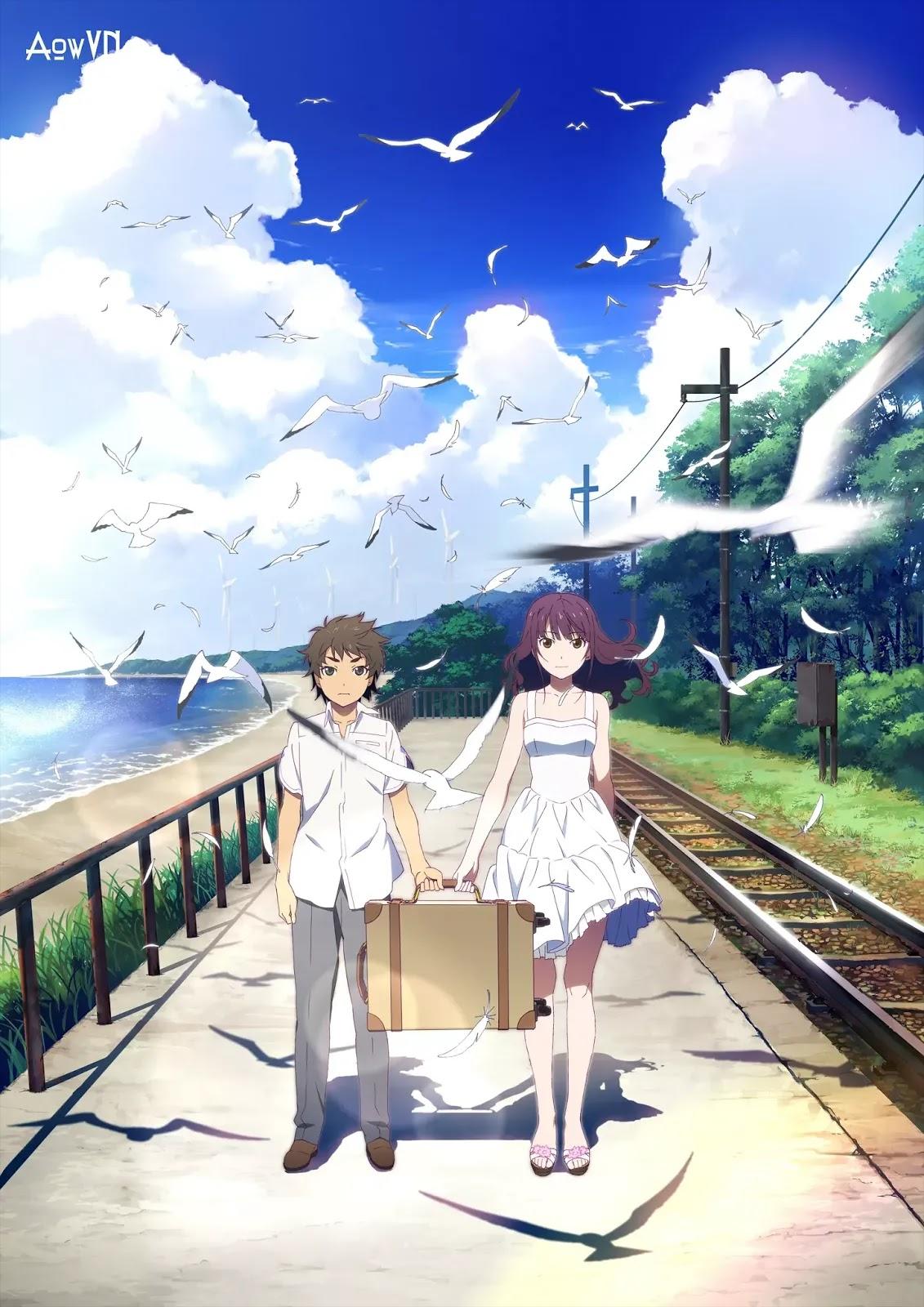 AowVN.org minz%2B%252810%2529 - [ Hình Nền ] Anime Uchiage Hanabi Shita Kara Miru Ka cực đẹp | AowVN Wallpapers
