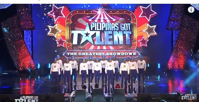 Watch The Performance Of The Cebeco II Blue Knights On The Grand Finals Of Pilipinas Got Talent