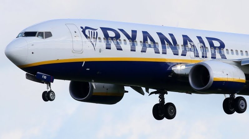 4 nuovi Voli Aerei di Ryanair per volare da Italia a Grecia