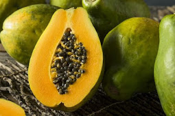 5 BENEFITS OF YOUNG PAPAYA CONSUMPTION ANTIOXIDANTS TO DETOX