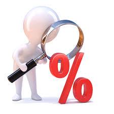 Percentage error calculator