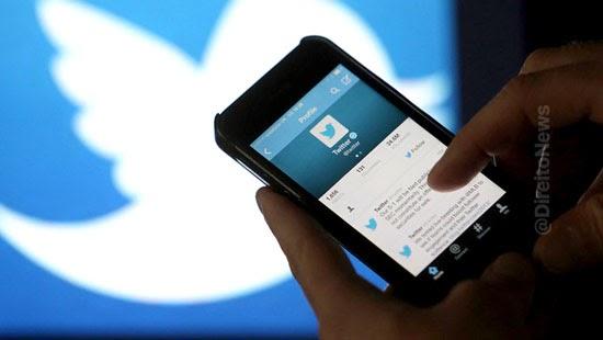 twitter fornecer dados autores publicacao modelo