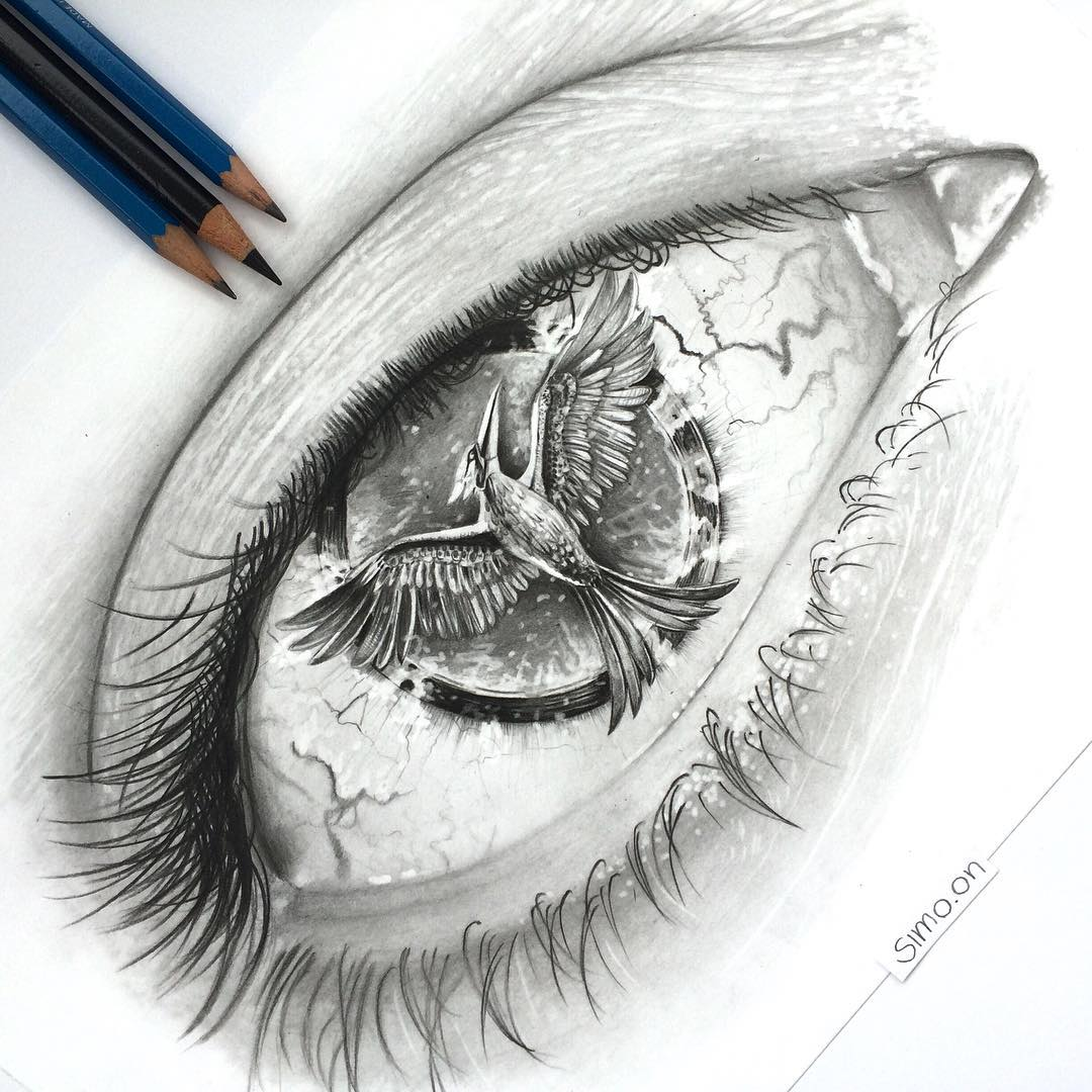 11-If-we-burn-you-burn-with-us-Hunger-Games-Simon-Balzat-Colored-Pencils-make-Beautiful-Drawings-www-designstack-co