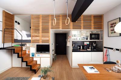 Как увеличить пространство небольшой квартиры в Волгограде
