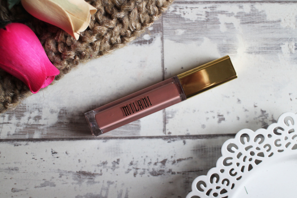 Milani Amore Matte Lip Creme in Adorable