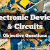 Electronic Devices and Circuits Multiple choice Questions (EDC) - Gate Bits
