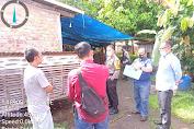 Polsek Tebo Tengah Tutup Lokasi Judi Sabung Ayam