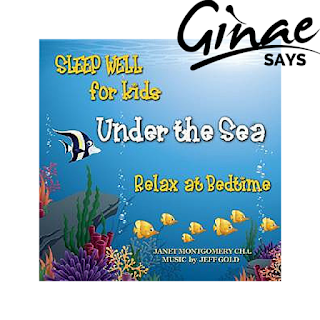 Product Review: Sleep Well for Kids: Under the Sea CD Giveaway