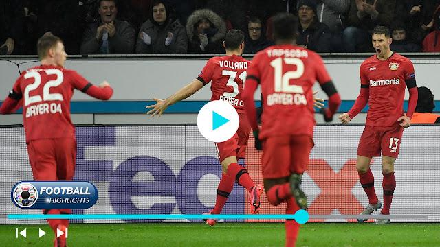 Bayer Leverkusen vs Porto – Highlights