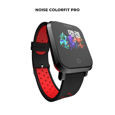 Noise ColorFit Pro Fitness Watch - Smartwatch
