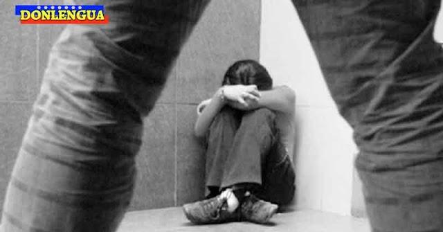 8 individuos detenidos en Valera por abusar de la misma menor de 13 años