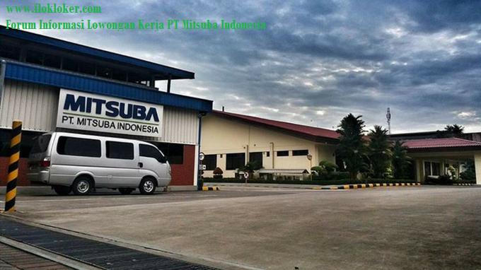 Loker Daerah Tangerang PT.Mitsuba Indonesia
