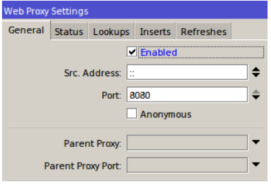 Port Forwarding Multiple Webserver Different Domains Mikrotik