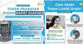 Cara Mudah Mendapatkan Token Gratis PLN Melalui Whatshap dan Website