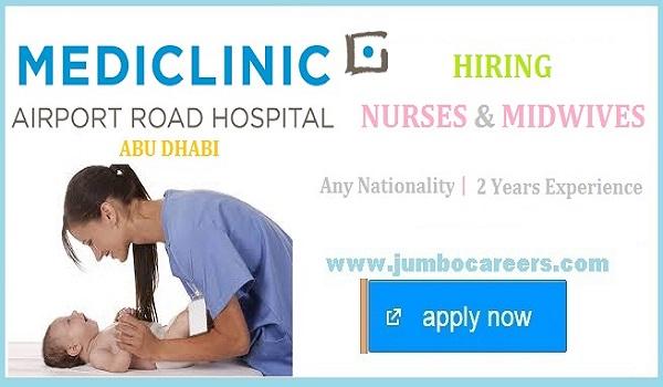 Mediclinic Airport Road Hospital Abu Dhabi Job Vacancies 2020