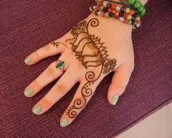 Attractive & Beautiful Hd Desgin Of Mehandi 35