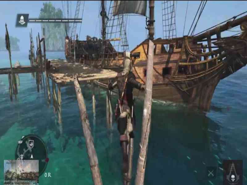Assassin's Creed IV Black Flag 100% Save game - YouTube
