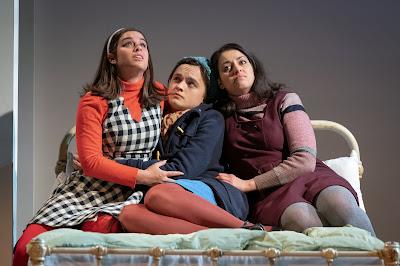 Theatre Review: Napoli, Brooklyn - Park Theatre, London ✭✭✭