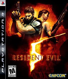 RESIDENT EVIL 5 PS3 TORRENT