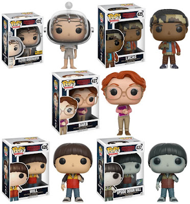 Stranger Things Pop! Vinyl Figures by Funko
