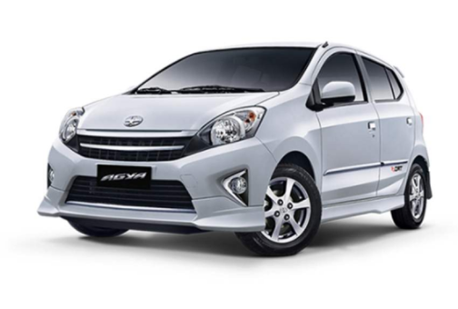 Cek Harga Mobil Agya Jakarta