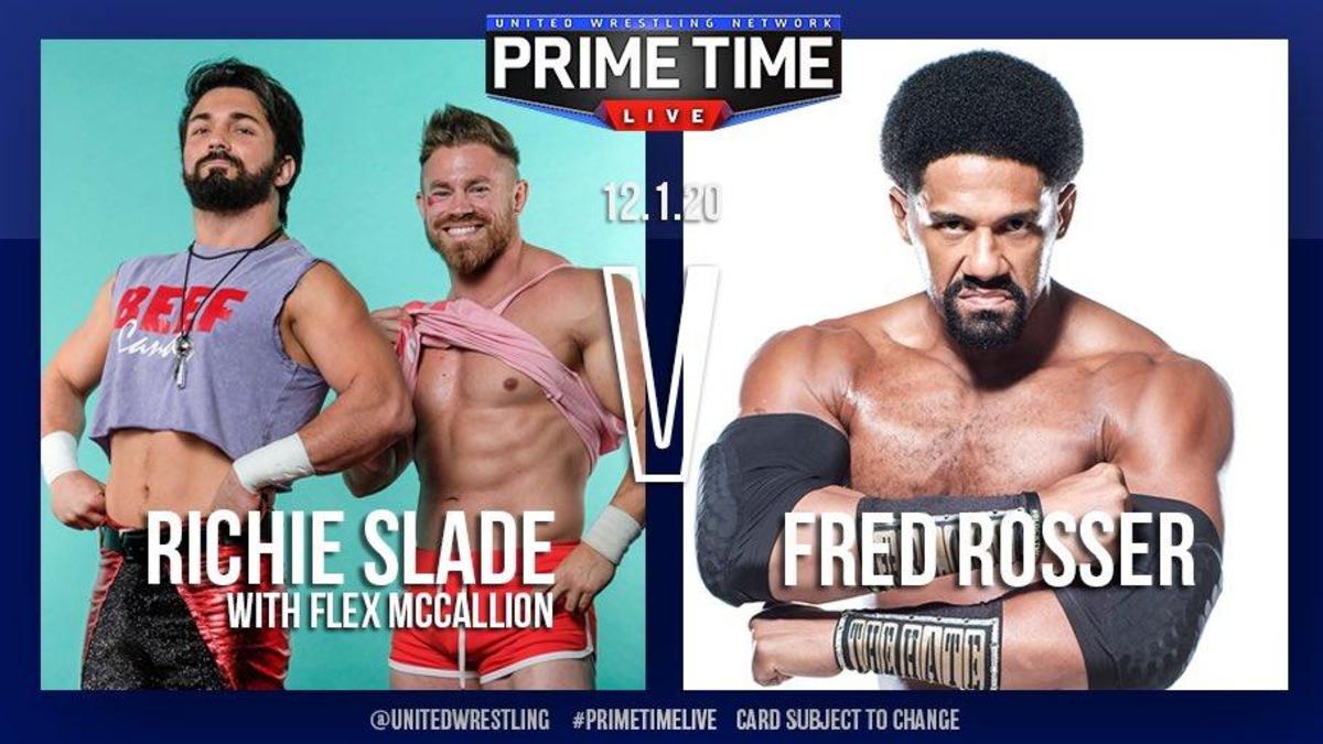 Cobertura: UWN Prime Time Live (01/12/2020) – Por pouco!