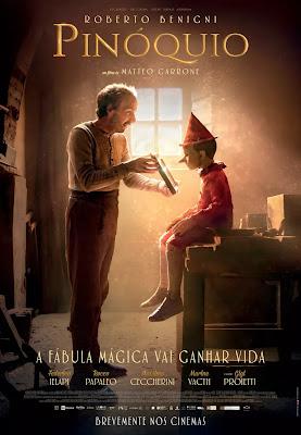Pinocchio, Novo Filme de Matteo Garrone Agitará Novembro em Portugal