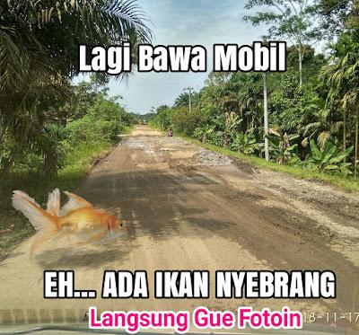 Gambar: Hasil Edit(Ikan Nyebrang); meme.