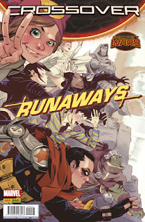 SECRET WARS CROSSOVER 7 RUNAWAYS