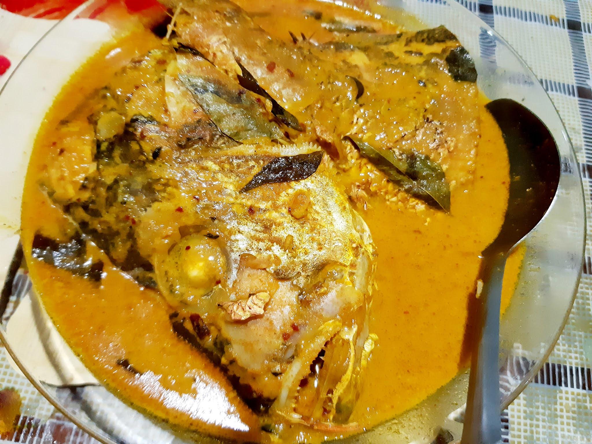 Ikan Unga Masak Kari Sedapnya!