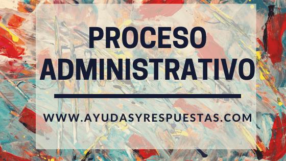proceso admin