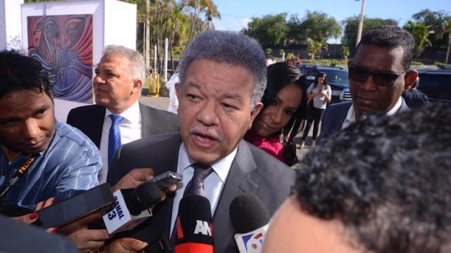 Leonel encabezará concentración contra reforma constitucional este miércoles frente al Congreso