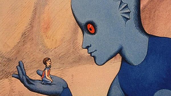 film animasi tidak untuk anak fantastic planet