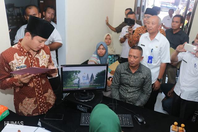 Tidak Perlu Jauh, Masyarakat Munjungan Panggul dan Watulimo Bisa Urus Adminduk di Kecamatan