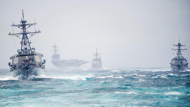 La razón por la que la Armada de EE.UU. podría perder una guerra contra Rusia o China