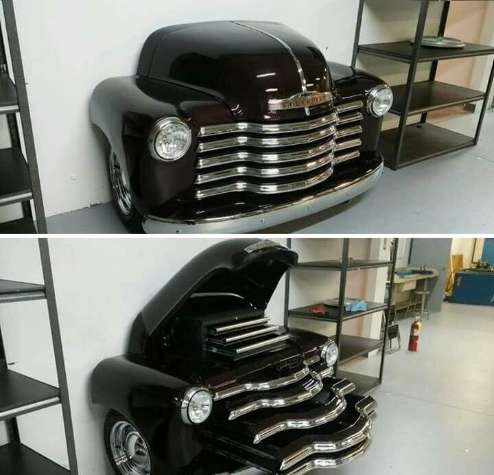 Just A Car Guy Cool Tool Box Idea
