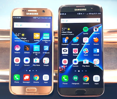 Samsung Galaxi S7 Nougat