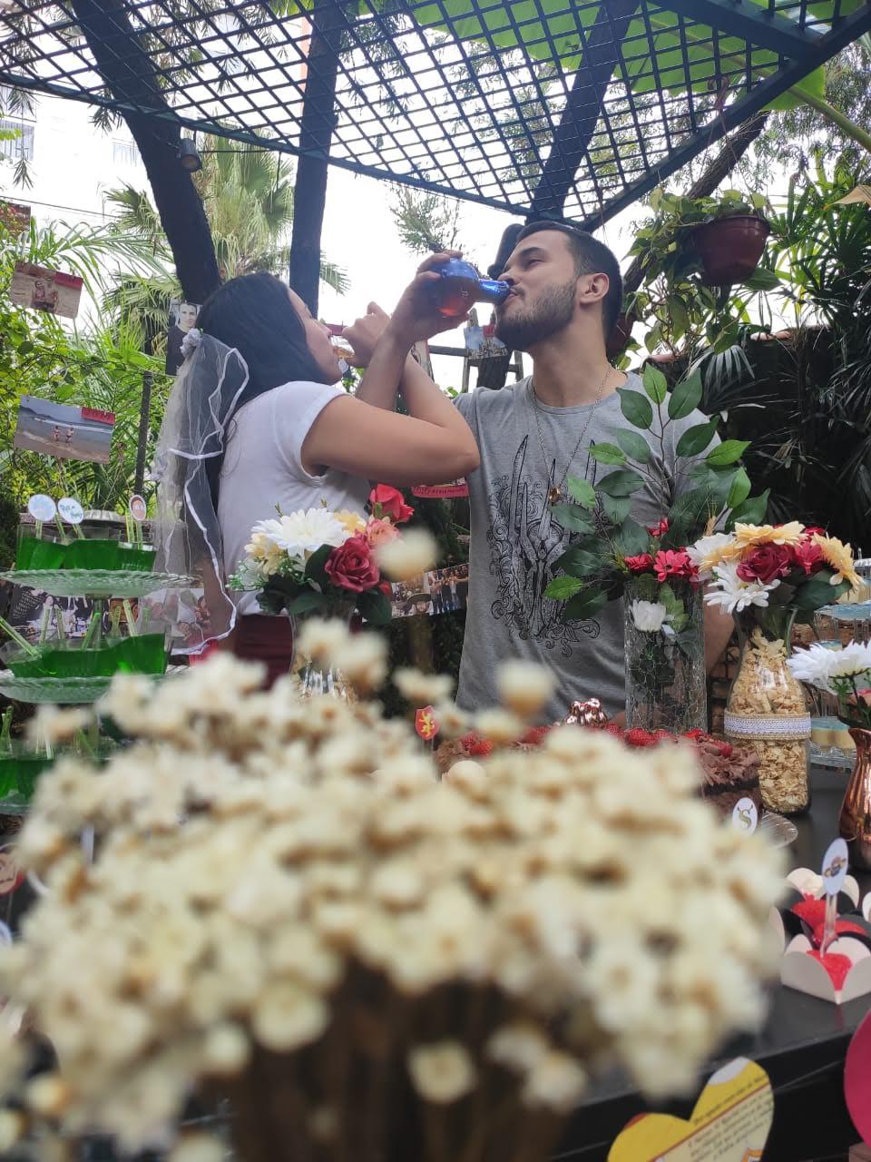 Festa de Noivado Temática Nerd
