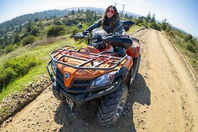 أي ATV مناسب لك؟