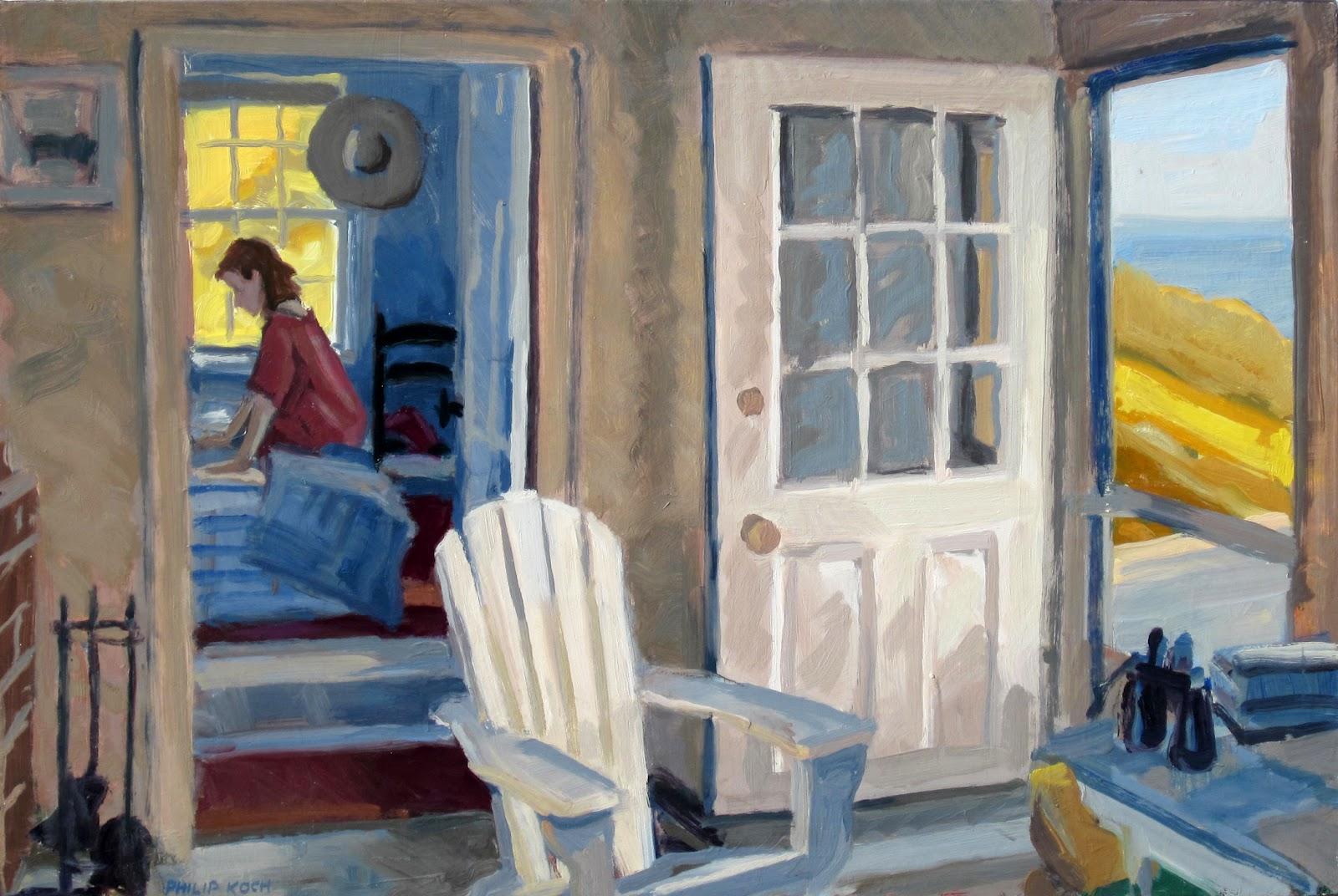 Edward Hopper House Art Center Exhibit in Nyack, NY