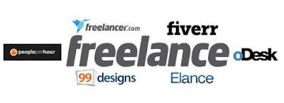 Usaha sampingan jasa freelance image