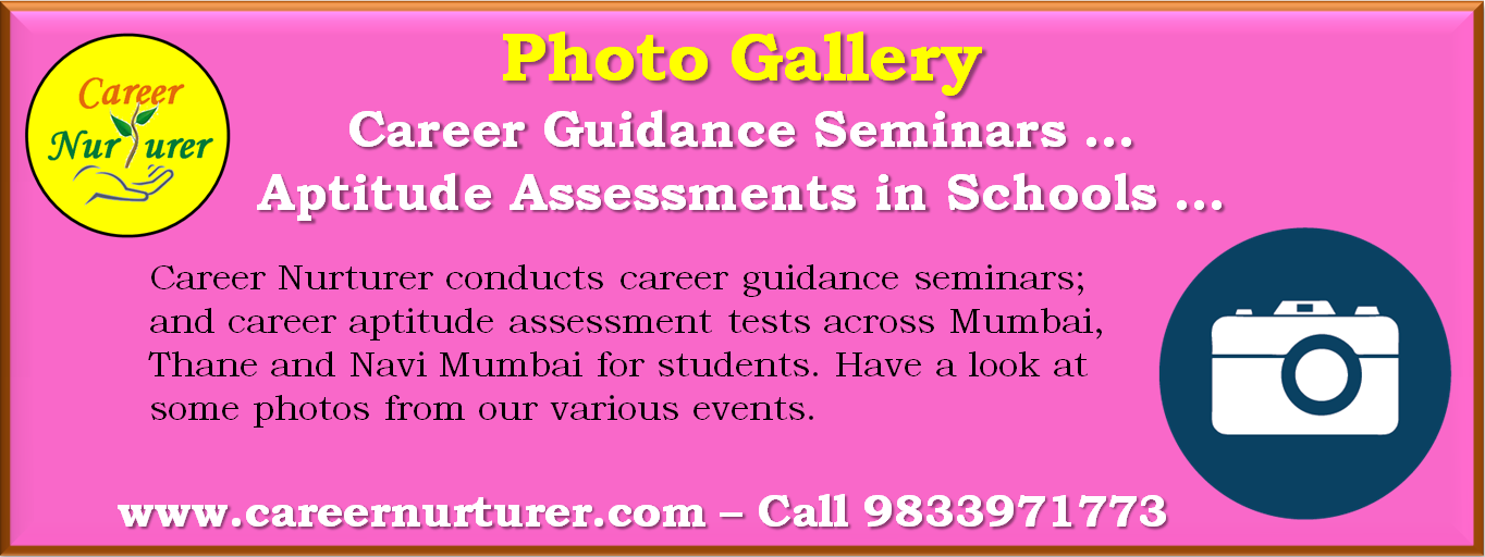 Career Guidance and Counselling Seminars in Mumbai by Career Nurturer - Farzad Minoo Damania