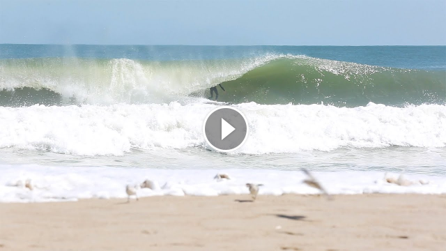 Hurricane Dorian Delivers the Best Tubes New Jersey s Seen All Year